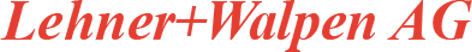 Malergeschäft Lehner+Walpen AG - Logo